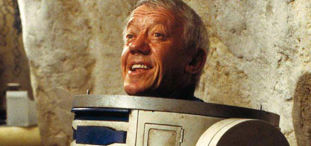 Star Wars: R2D2-Darsteller Kenny Baker ist tot