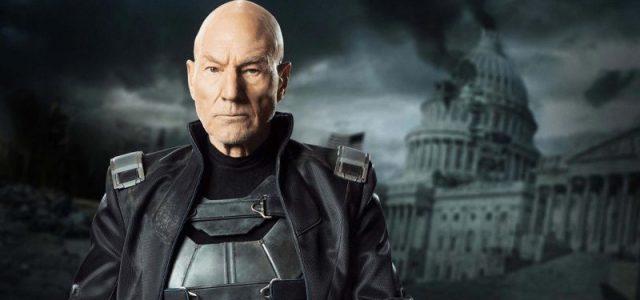 Patrick Stewart verspricht einen veränderten Professor X für Wolverine 3