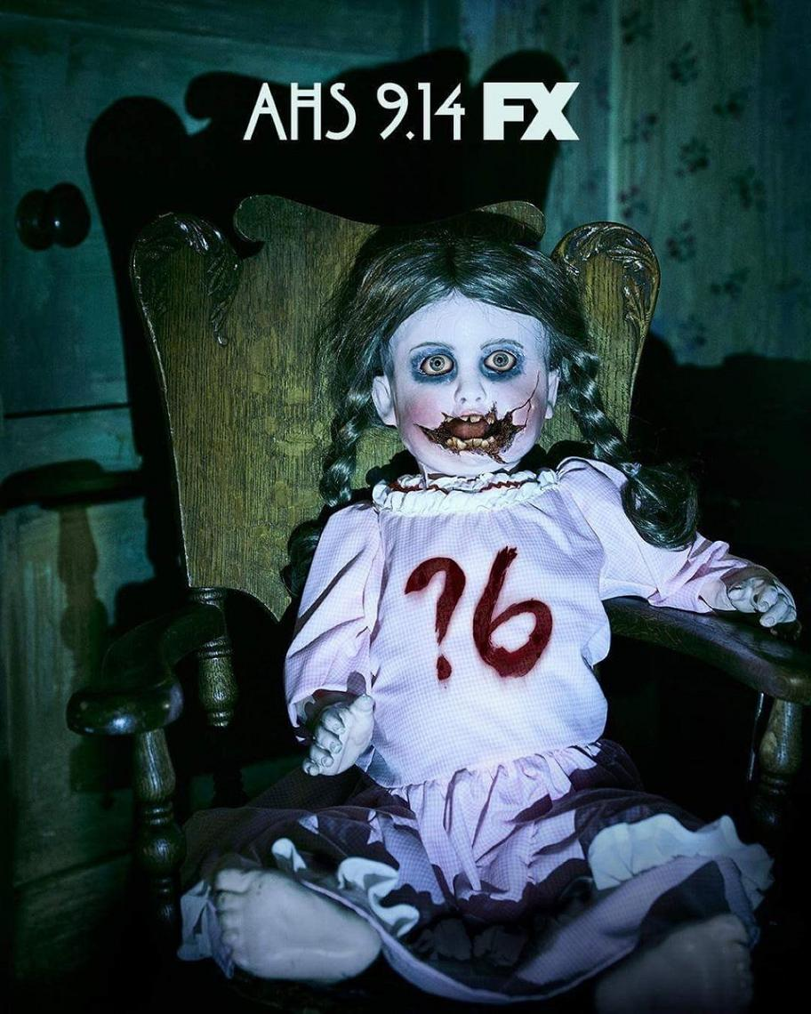 American Horror Story Staffel 6 Poster 6