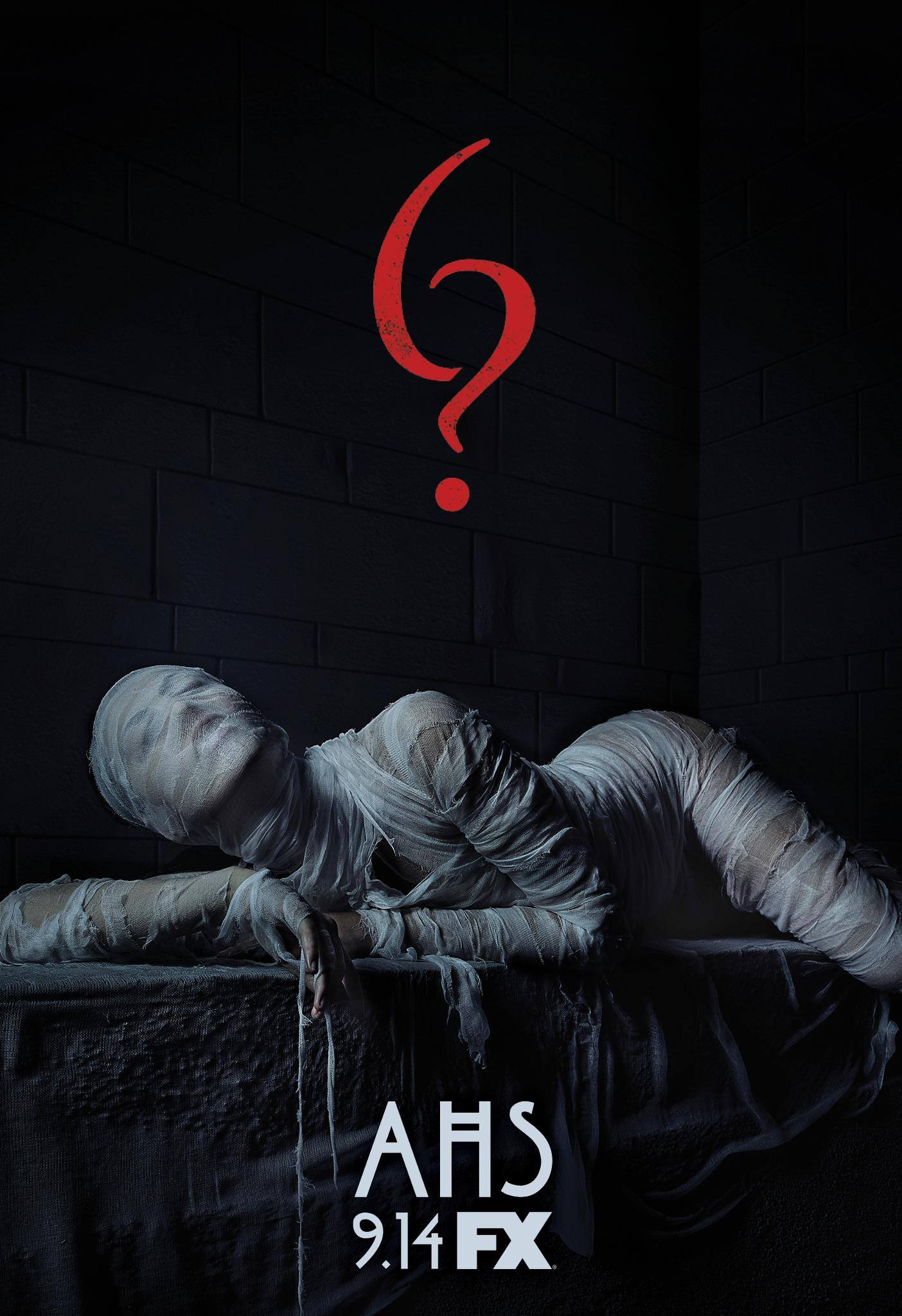 American Horror Story Staffel 6 Poster 3