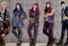 Descendants 2 Cast