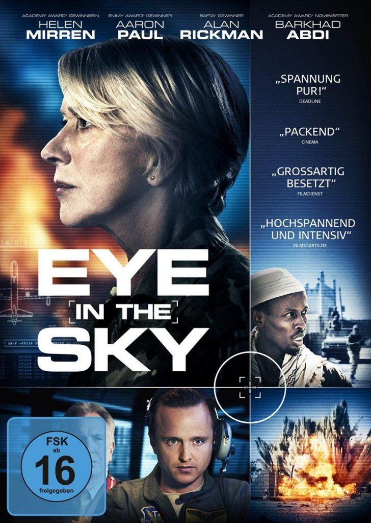 Eye in the Sky (2015) Cover