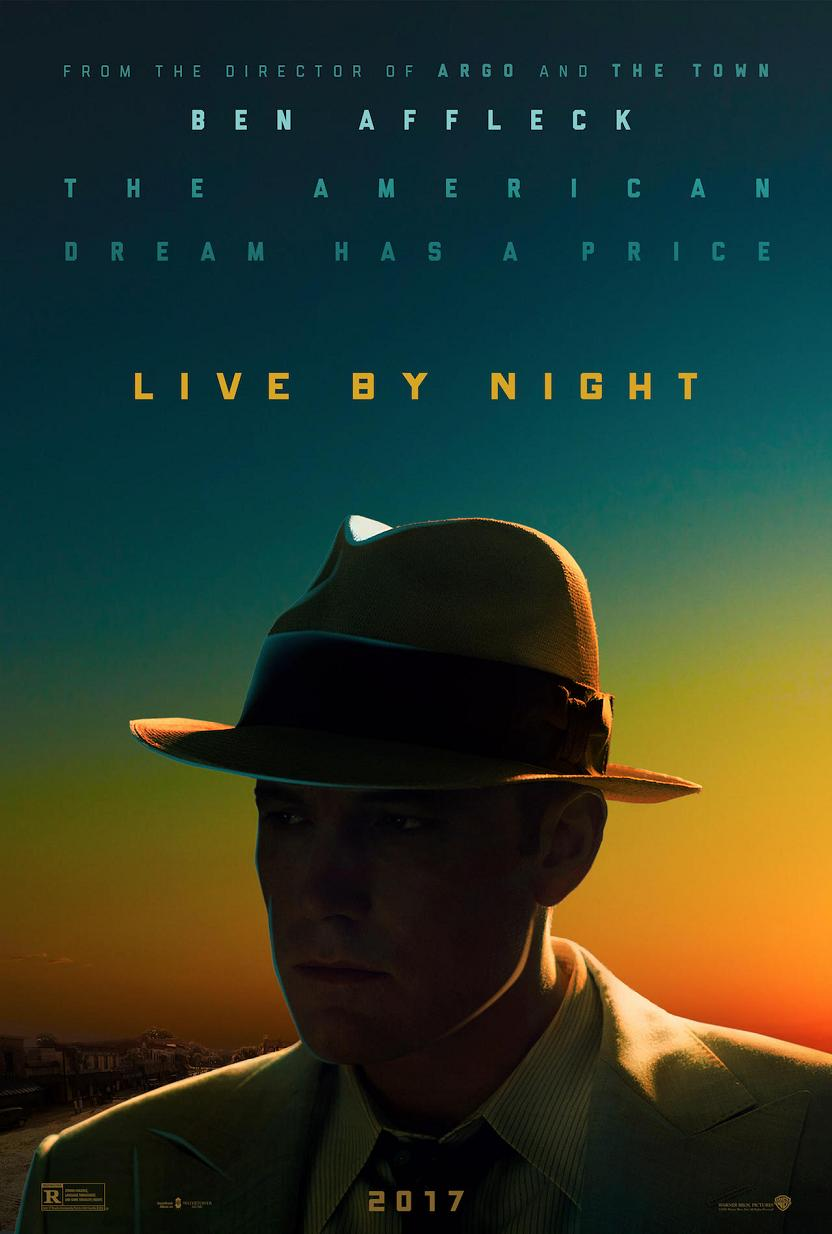 Live By Night Trailer & Poster
