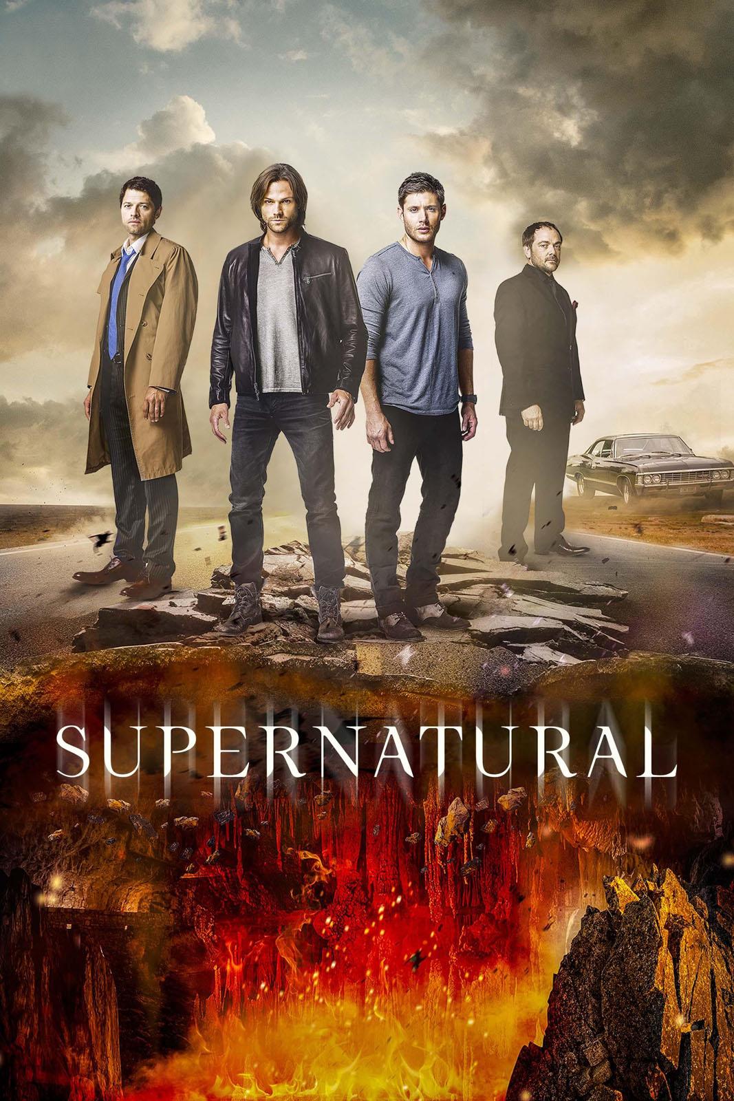 Supernatural Staffel 12 Poster 1