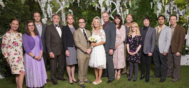 """The Big Bang Theory"": Erste Hochzeitsfotos aus Staffel 10"