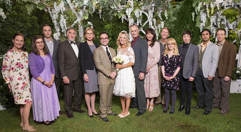 The Big Bang Theory Staffel 10 Fotos