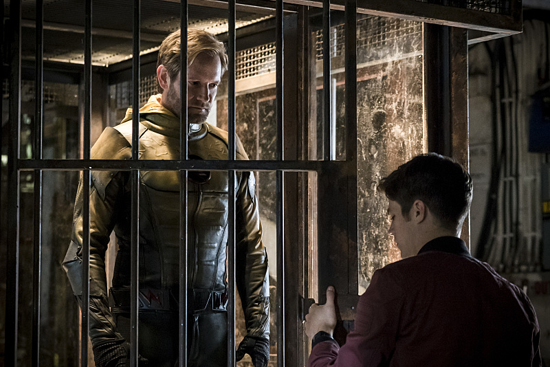 The Flash Staffel 3 Start Foto 11