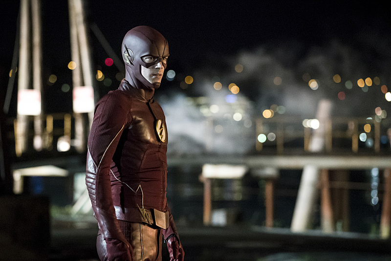 The Flash Staffel 3 Start Foto 1