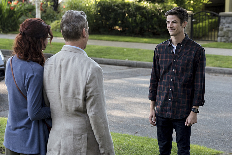 The Flash Staffel 3 Start Foto 3
