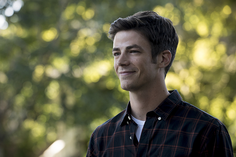 The Flash Staffel 3 Start Foto 2
