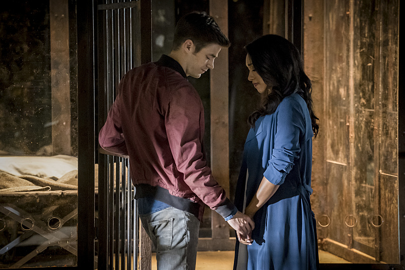 The Flash Staffel 3 Start Foto 9