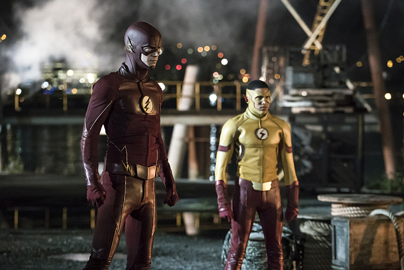 The Flash Staffel 3 Start Foto 6