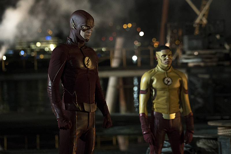 The Flash Staffel 3 Start Foto 5