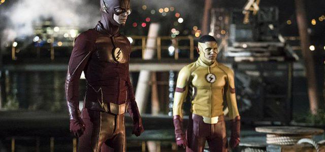"""""""The Flash"""": Erste Fotos zum Start von Staffel 3"""