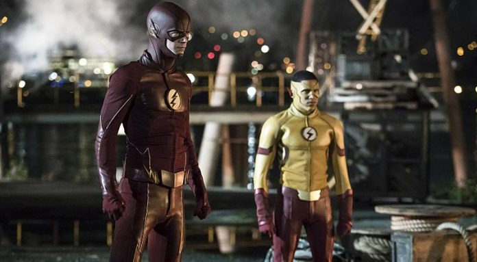 The Flash Staffel 3