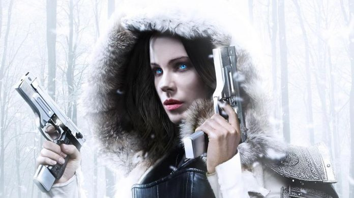 Underworld Blood Wars Poster
