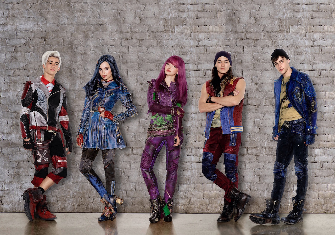Descendants 2 Cast Foto