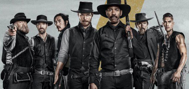 Box-Office USA: Die glorreichen Sieben schießt an die Spitze