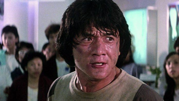 Jackie Chan Oscar