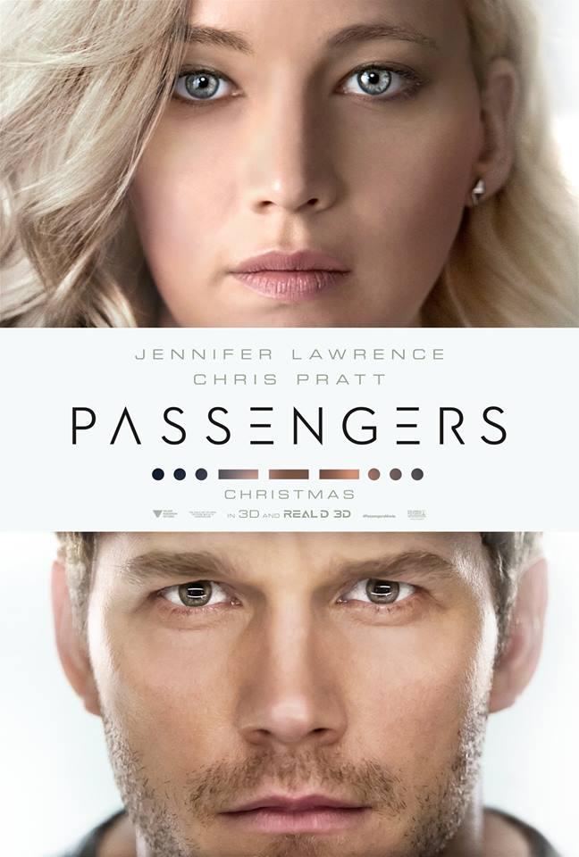 Passengers Trailer & Poster