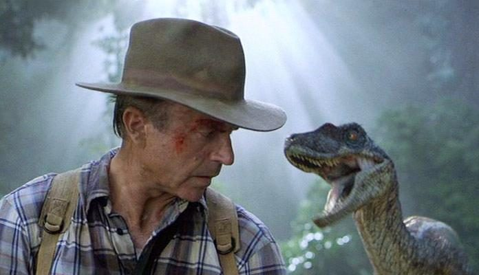 Jurassic World 2 Alan Grant