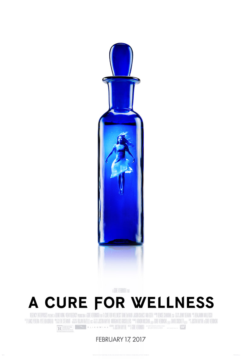 A Cure for Wellness Trailer & Poster