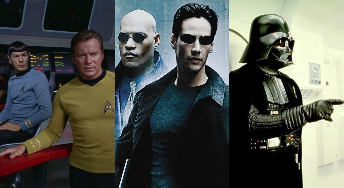 Barack Obama Science Fiction Filme Serien