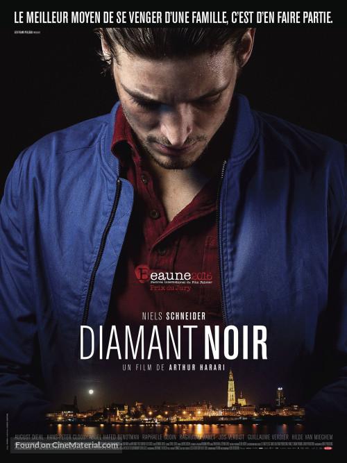 Filmfest Hamburg 2016 Tagebuch Tag 2 Diamant Noir