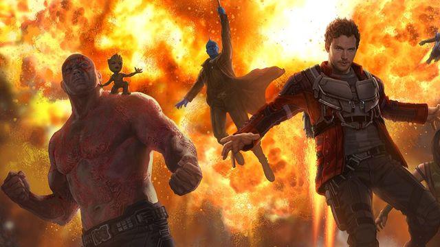 Guardians of the Galaxy Vol 2 Teaser Beschreibung