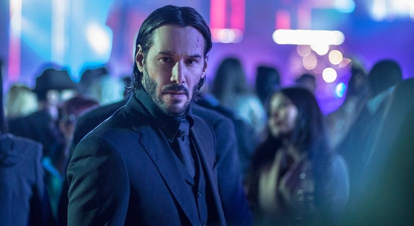 John Wick Super Bowl Spot
