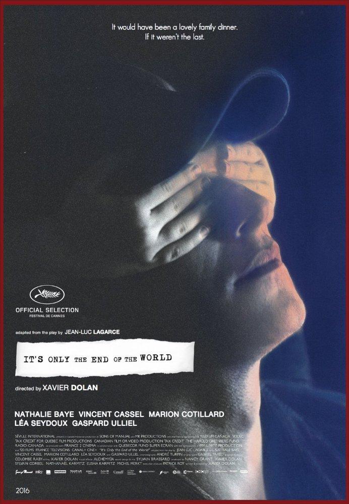Filmfest Hamburg 2016 Tag 5 Einfach das Ende der Welt