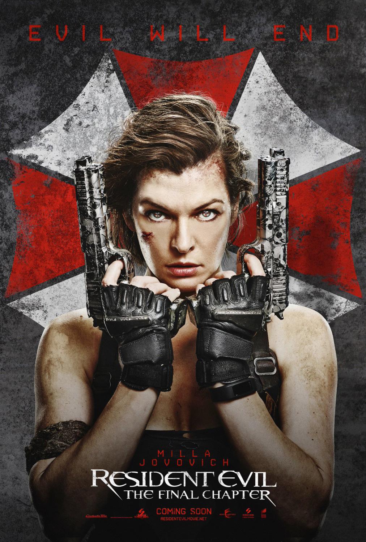 Resident Evil 6 Trailer & Poster 1