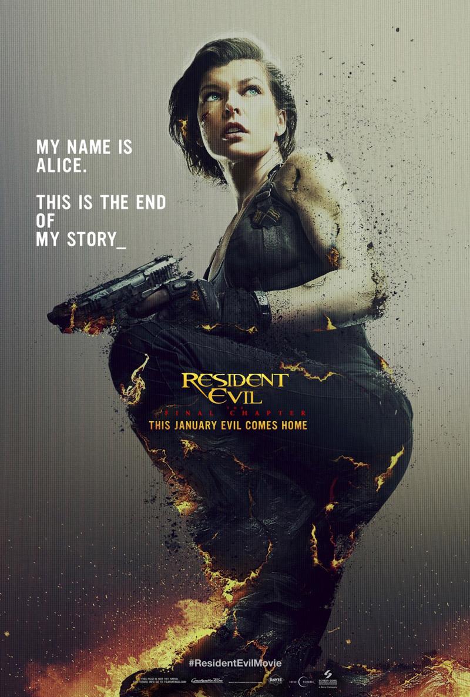 Resident Evil 6 Trailer & Poster 2