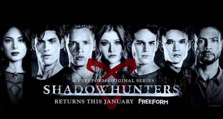 Shadowhunters Staffel 2 Start