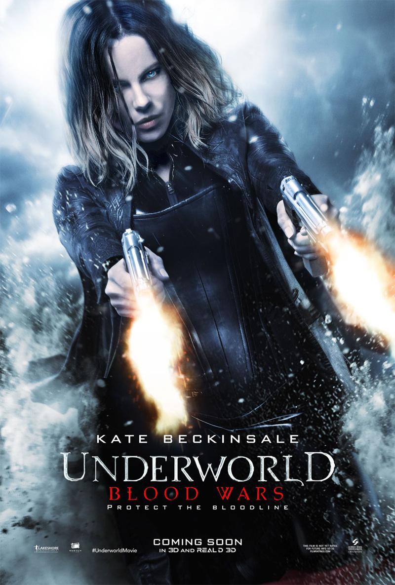 Underworld Blood Wars Plakate 2