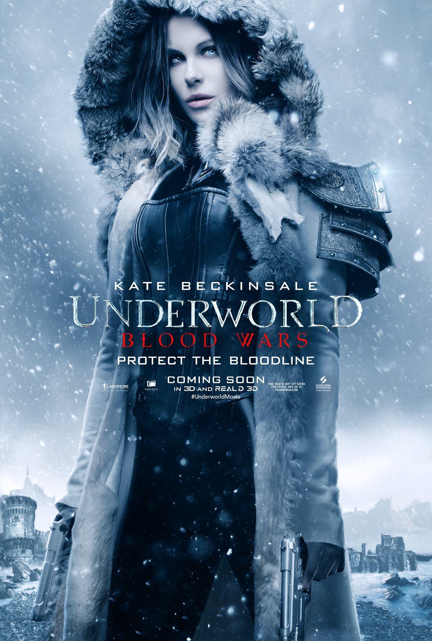 Underworld Blood Wars Plakate 6