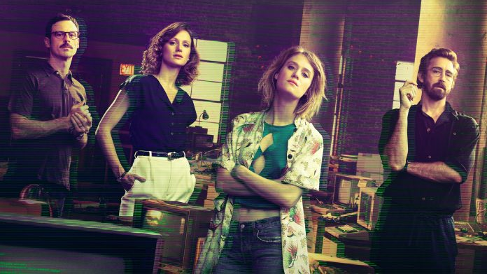 Halt and Catch Fire Staffel 4