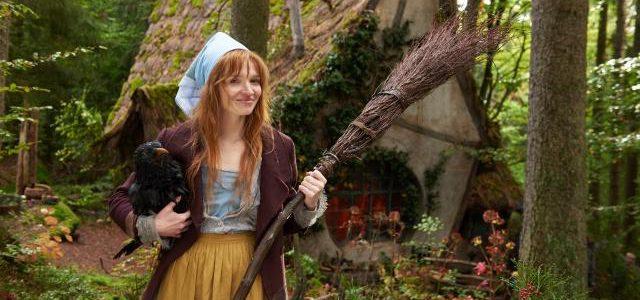 Erstes Foto: Karoline Herfurth als Die kleine Hexe