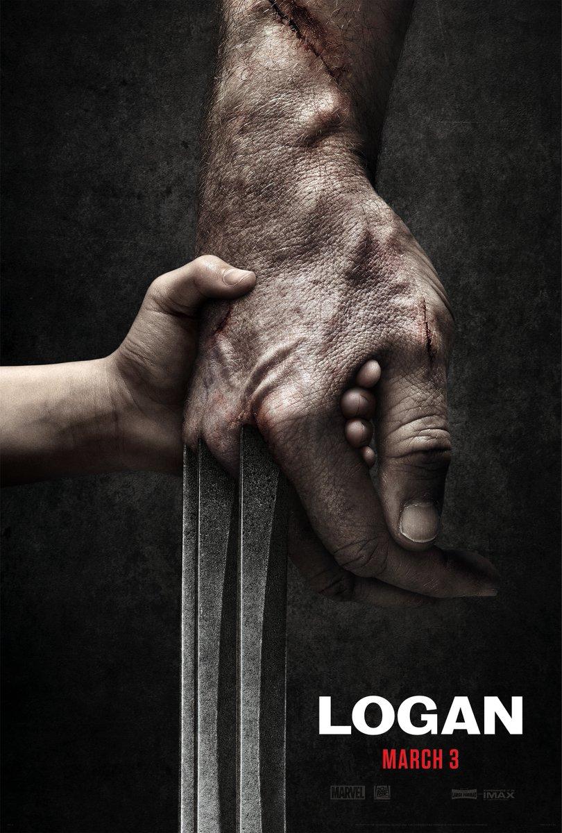 Wolverine 3 Titel & Teaser Poster