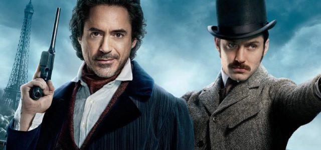 Warner Bros. heuert ein ganzes Autoren-Team für Sherlock Holmes 3 an