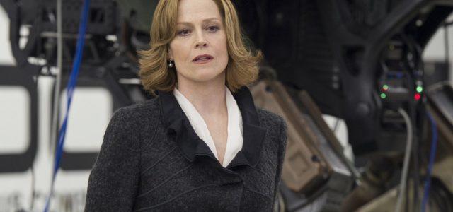 """Sigourney Weaver spielt die Haupt-Antagonistin in """"The Defenders""""!"""