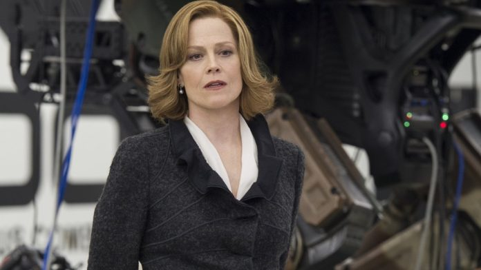 The Defenders Sigourney Weaver