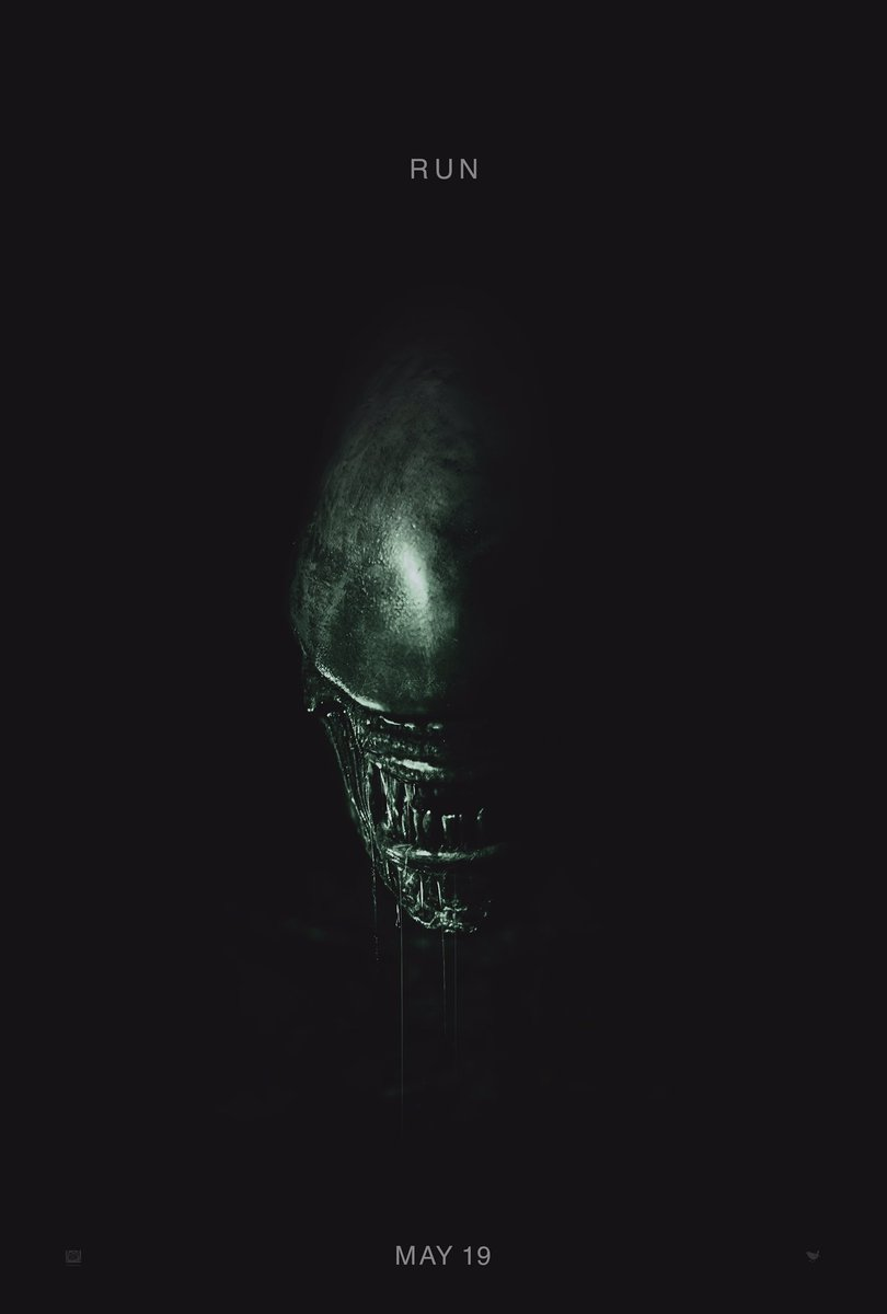 Alien Covenant Start Teaser Poster