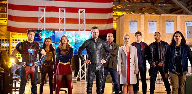 "Erster Teaser und Fotos zum ""Arrow""/""The Flash""/""Legends of Tomorrow""/Supergirl""-Crossover"
