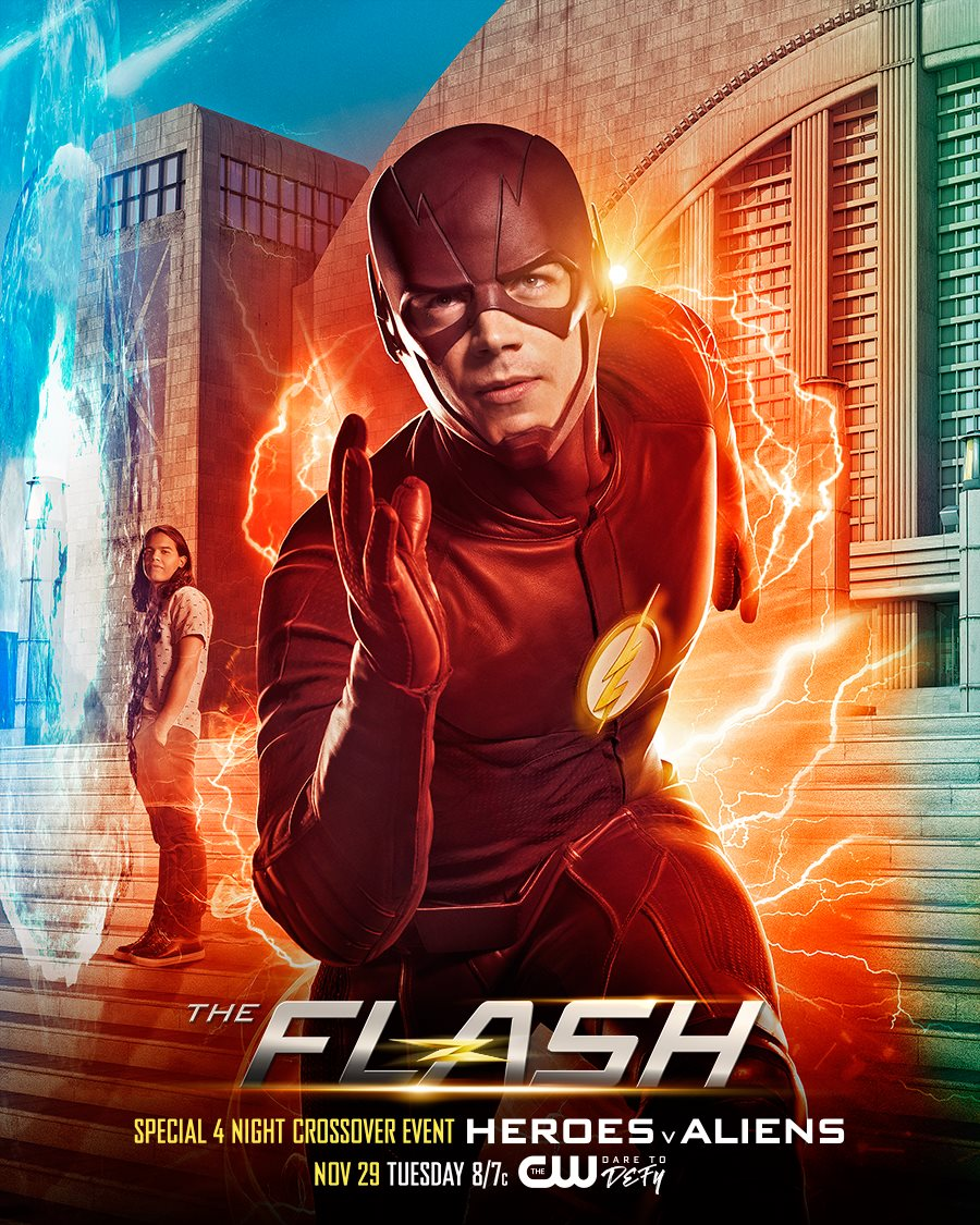Arrowverse Crossover Trailer & Poster 4
