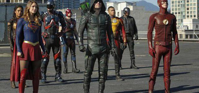 Heroes vs. Aliens: neuer Trailer zum großen Arrowverse-Crossover-Event von The CW
