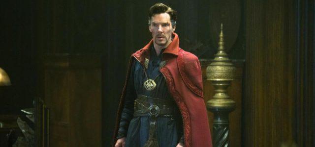 Doctor Strange erobert die US-Kinocharts mit einem tollen Starttag