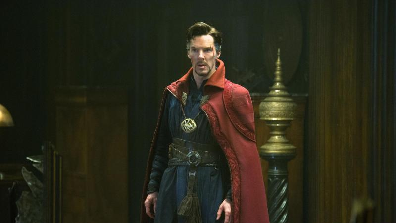 Doctor Strange Box Office USA
