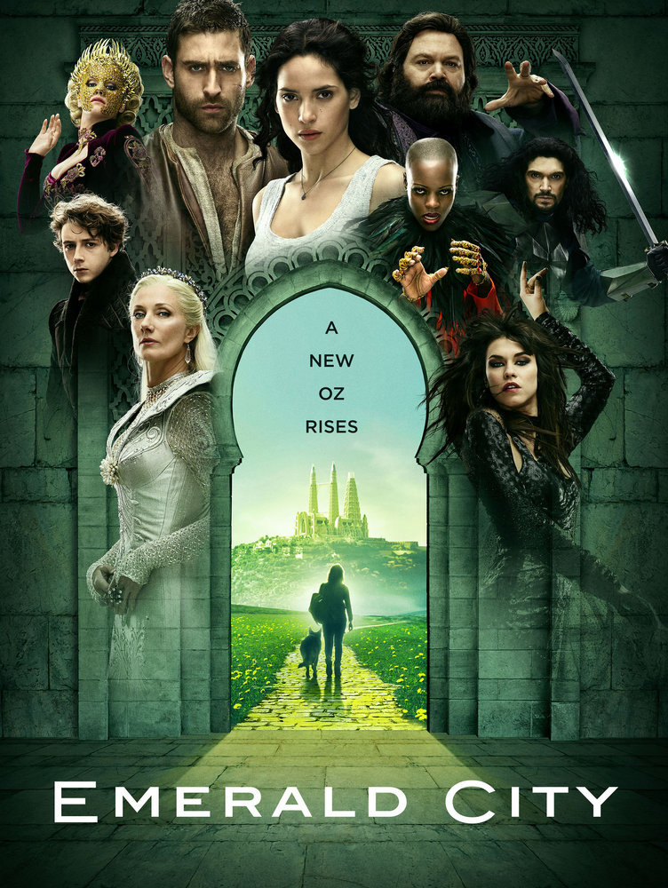 Emerald City Trailer & Poster