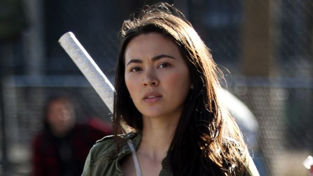 Marvels The Defenders Elektra Colleen Wing